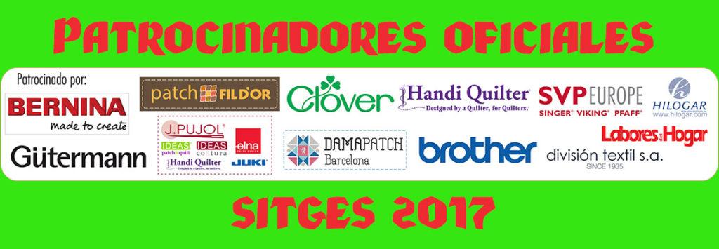 PATROCINADORES SITGES 2017