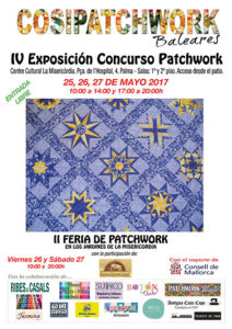 Exposición Cosipatchwork