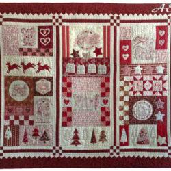 Navidad Roja de Gloria Calzado