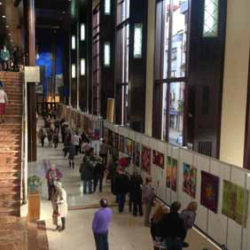 Sala de exposiciones Oviedo 2012