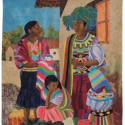 Mercaderes de Juana Castañeda