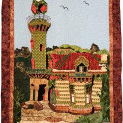 Capricho de Gaudí de Pilar Fuertes